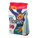 Готовый завтрак Fitness хлопья из цельной пшеницы, 250г, пакет