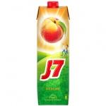 Сок J-7, 0.97л, персик с мякотью