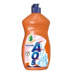 Средство для мытья посуды Aos 500мл, бальзам