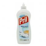 Средство для мытья посуды Pril 0.9мл, алоэ вера, бальзам