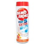 Универсальное чистящее средство Пемолюкс Сода 5 extra 480г, порошок