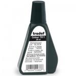 Штемпельная краска на водной основе Trodat 28мл, черная, 7011