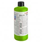Штемпельная краска на водной основе Trodat Multi Color 500мл, салатовая, 7012