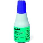 Штемпельная краска быстросохнущая Trodat 25мл, синяя, 7021