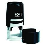 Оснастка для круглой печати Colop Printer d=40мм, с крышкой, черная