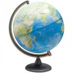 Глобус ландшафтный Глобусный Мир 32см, на круглой подставке, 10241