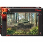 Пазл Step Puzzle World of Tanks, 260 элементов