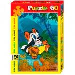 Пазл Step Puzzle Союзмультфильм, 60 элементов, Крошка Енот