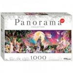 Пазл Step Puzzle Panorama, 1000 элементов, Танец фей
