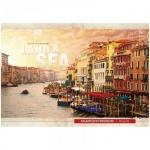 Альбом для рисования Artspace Путешествия Land&Sea, А4, 100г/м2, 40 листов, на спирали