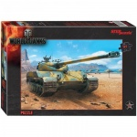 Пазл Step Puzzle World of Tanks, 160 элементов