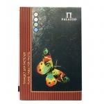 Папка для пастели Palazzo Бабочка А4, 200г/м2, 20 листов, тонированная, 4 цвета