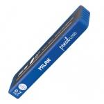 Грифели для механических карандашей Milan 1851071512 HB, 0.7мм, 12шт