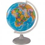 Глобус политический Глобусный Мир 25см, на круглой подставке