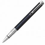 Ручка шариковая подарочная Waterman Perspective Black CT синяя, 1мм