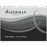 Картридж для перьевой ручки Waterman S0110850, черный, 8шт