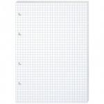 Сменный блок для тетради на кольцах Office Space 160 листов, A5, 160 листов, в клетку