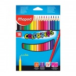 "����� ������� ���������� Maped Color""Peps 18 ������, 183218"