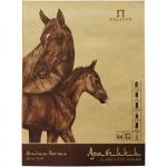 Альбом для рисования Palazzo Арабчики, А4, 70г/м2, 50 листов, на спирали