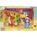 Пазл Step Puzzle Disney Винни и его друзья, 160 элементов