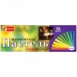 Пастель художественная Спектр Петербургская 36 цветов, сухая