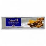 Шоколад Lindt Swiss Premium горький, с апельсином и миндалем, 300г