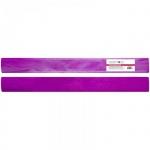 Бумага крепированная Greenwich Line розовая, 50х100см, 60 г/м2, металлик
