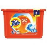 Капсулы для стирки Tide Pods 15шт, с прикосновением аромата Lenor, автомат