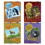 Тетрадь общая Bg Забавные животные, А5, 48 листов, в клетку, на скрепке, мелованный картон