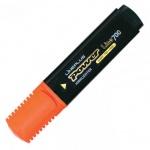 Текстовыделитель Line Plus HI-700C, 1-5мм, скошенный наконечник, оранжевый