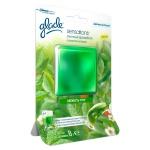 Освежитель воздуха гелевый Glade Sensations, cменный аромаблок, свежесть утра