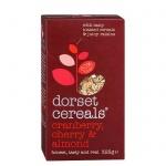 Мюсли Dorset клюква/вишня/миндаль, 325г