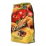 Конфеты Фруже, 380г, марципан с вишневой начинкой в шоколаде
