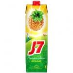 Сок J-7, 0.97л, ананас с мякотью