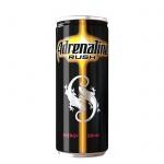 Напиток энергетический Adrenaline Rush 0.25л, ж/б
