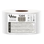 Туалетная бумага Veiro Professional Comfort Т204, в рулоне, 170м, 2 слоя, белая