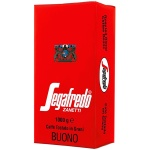 Кофе в зернах Segafredo Zanetti Buono 1кг, пачка