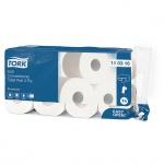 Туалетная бумага Tork Premium T4, 110316, 3 слоя, белая, 8 рулонов