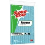 Салфетка хозяйственная Scotch-Brite Оптима для пыли, 27х27см, микроволокно