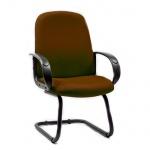 Кресло офисное Chairman 279-V TW, коричневый