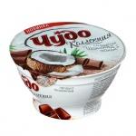 Йогурт Чудо творожный шоколад-кокос, 5.5%, 135г