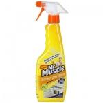 Чистящее средство Мистер Мускул 450мл, лимон, спрей