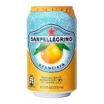 Напиток газированный Sanpellegrino апельсин, 0.33л, ж/б