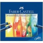 Пастель художественная Faber-Castell Studio quality 24 цвета, масляная, 127024