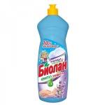 Средство для мытья посуды Биолан 1л, лаванда/ витамин Е, гель