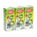 Сок Сады Придонья, 0.2л х 3шт, зеленое яблоко