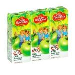 Сок Сады Придонья, 0.2л х 3шт, яблоко