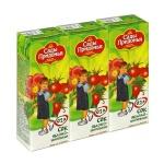 Сок Сады Придонья, 0.2л х 3шт, яблоко-шиповник