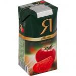 Сок Я томатный, 0.2л х 24шт