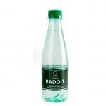 Вода минеральная Badoit газ, 0.5л, ПЭТ, 0,5 л